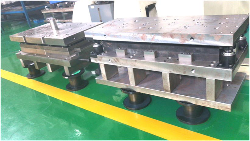 精密冲压模具Precision punching mold