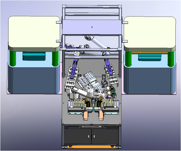 Automatic Assembling and Testing Equipment
